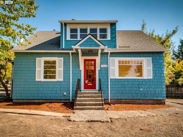 7808 SW 40TH Ave, Portland, OR 97219 (MLS #20137929) :: Stellar Realty Northwest