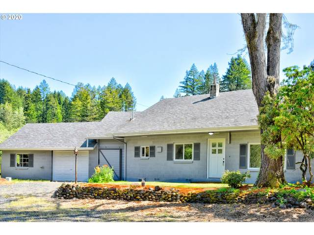 89715 Upper Johnson Creek Rd, Leaburg, OR 97489 (MLS #20138069) :: Premiere Property Group LLC