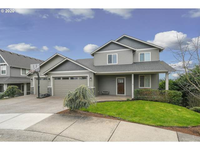 2217 NW 110TH Cir, Vancouver, WA 98685 (MLS #20138235) :: Gustavo Group