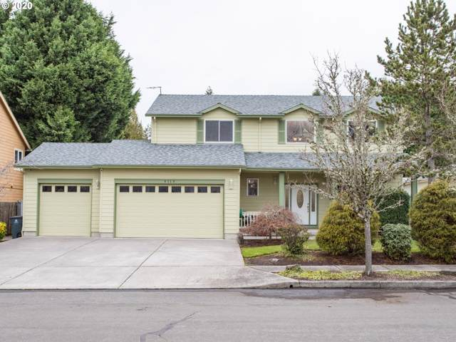 4119 SE 29TH St, Gresham, OR 97080 (MLS #20138564) :: Townsend Jarvis Group Real Estate