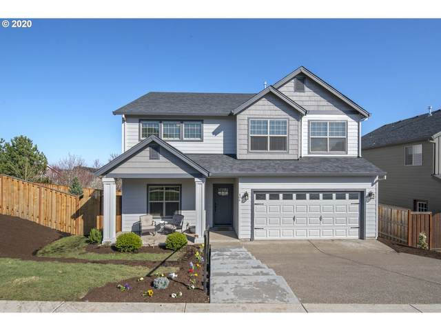 406 SW Mt. Adams St, Mcminnville, OR 97128 (MLS #20138576) :: Townsend Jarvis Group Real Estate