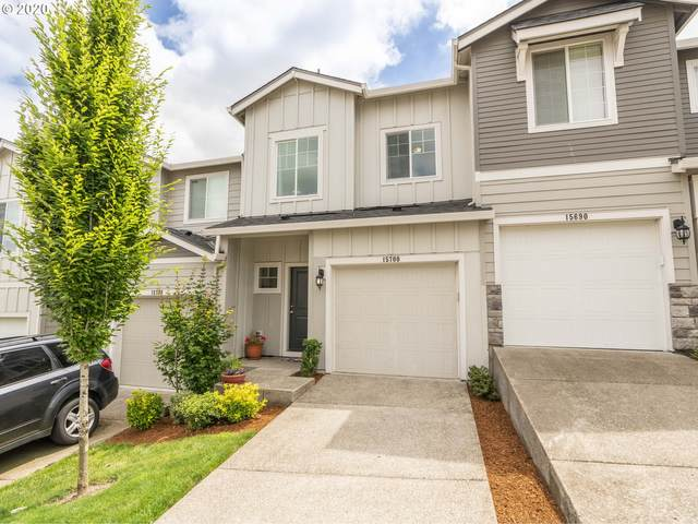 15700 SE Vivian Way, Happy Valley, OR 97086 (MLS #20138775) :: Fox Real Estate Group
