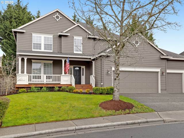 5406 NW 146TH Ave, Portland, OR 97229 (MLS #20139351) :: McKillion Real Estate Group