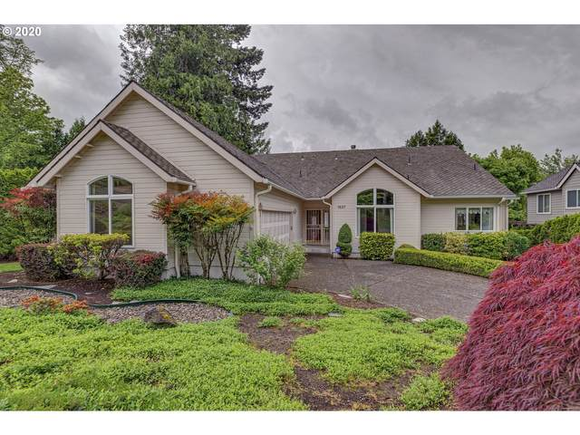 1627 NW Mayfield Rd, Portland, OR 97229 (MLS #20140573) :: Gustavo Group
