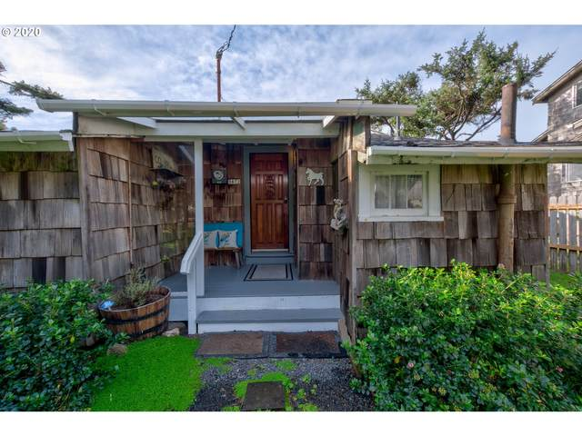 3672 Pacific St, Cannon Beach, OR 97110 (MLS #20140644) :: Stellar Realty Northwest
