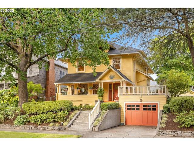 2424 NE 24TH Ave, Portland, OR 97212 (MLS #20141214) :: Townsend Jarvis Group Real Estate
