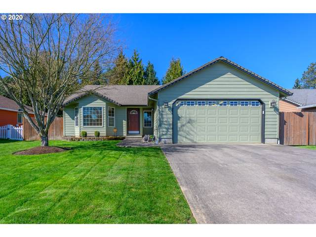 52259 SE Tyler St, Scappoose, OR 97056 (MLS #20141398) :: Gustavo Group