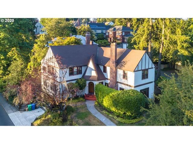 2686 SW Vista Ave, Portland, OR 97201 (MLS #20141495) :: Cano Real Estate