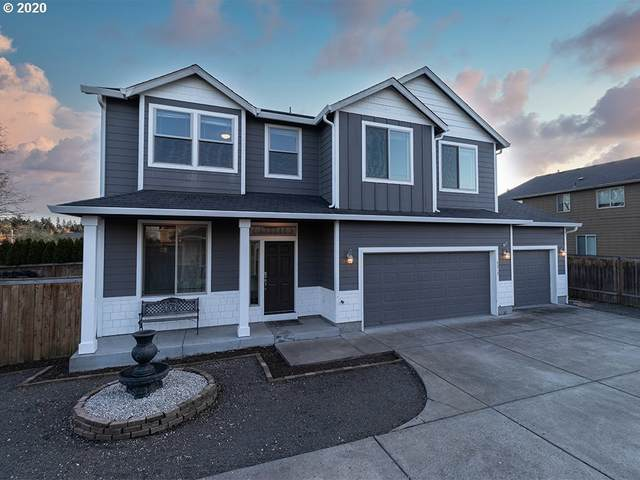 8613 NE 97TH Ct, Vancouver, WA 98662 (MLS #20141892) :: Townsend Jarvis Group Real Estate