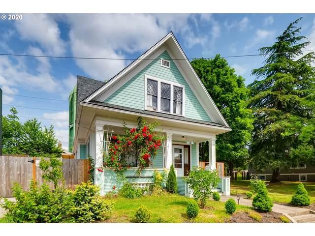 4412 NE 18TH Ave, Portland, OR 97211 (MLS #20141979) :: Cano Real Estate