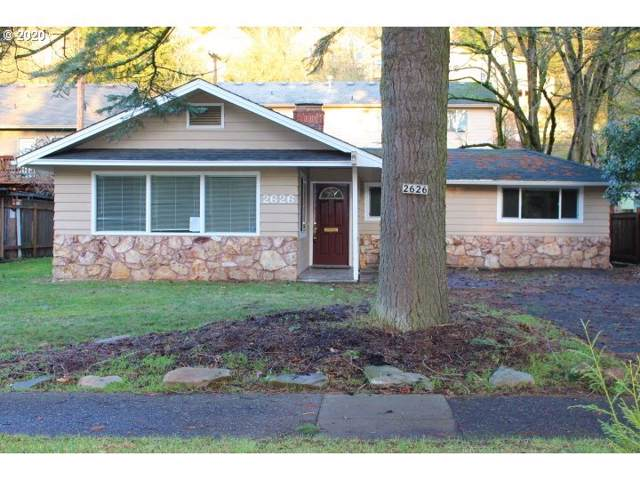 2626 NE Fremont Dr, Portland, OR 97220 (MLS #20142130) :: Fox Real Estate Group