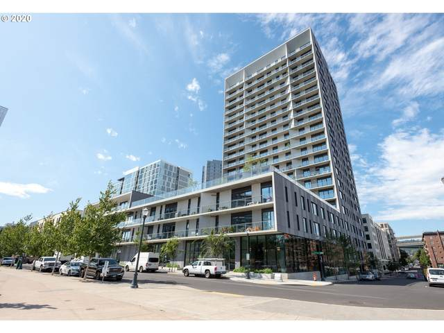 1150 NW Quimby St #712, Portland, OR 97209 (MLS #20142345) :: Beach Loop Realty