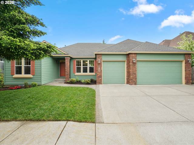 14884 NW Vance Dr, Portland, OR 97229 (MLS #20142377) :: Next Home Realty Connection