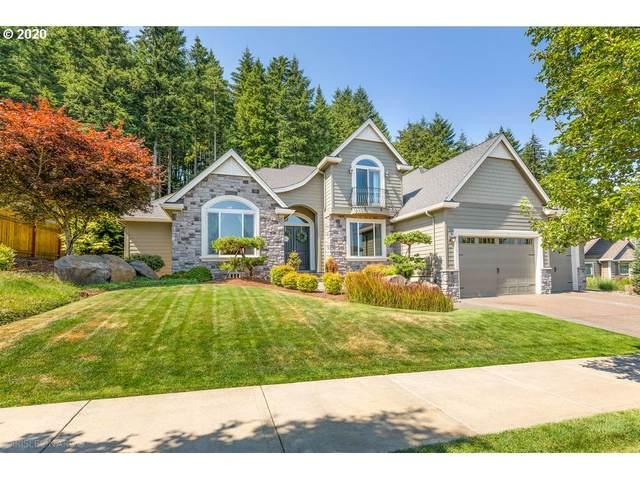 3659 NW Jasmine St, Camas, WA 98607 (MLS #20143185) :: Brantley Christianson Real Estate