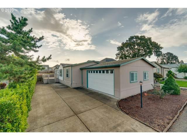 5101 NE 121ST Ave #147, Vancouver, WA 98682 (MLS #20143228) :: Premiere Property Group LLC