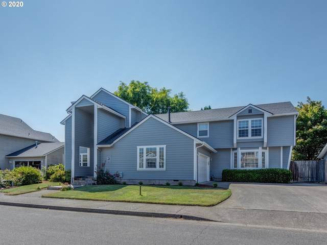 1728 Duke Ct, Eugene, OR 97401 (MLS #20143235) :: McKillion Real Estate Group