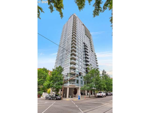 1500 SW 11TH Ave #407, Portland, OR 97201 (MLS #20143341) :: Townsend Jarvis Group Real Estate