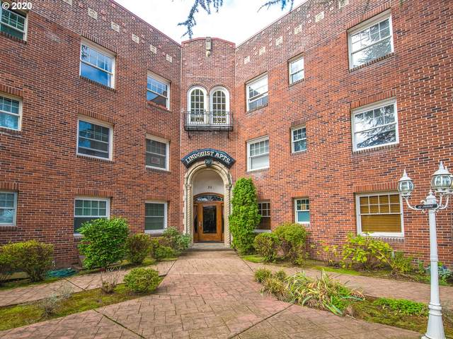 711 NE Randall Ave #307, Portland, OR 97232 (MLS #20143693) :: Real Tour Property Group