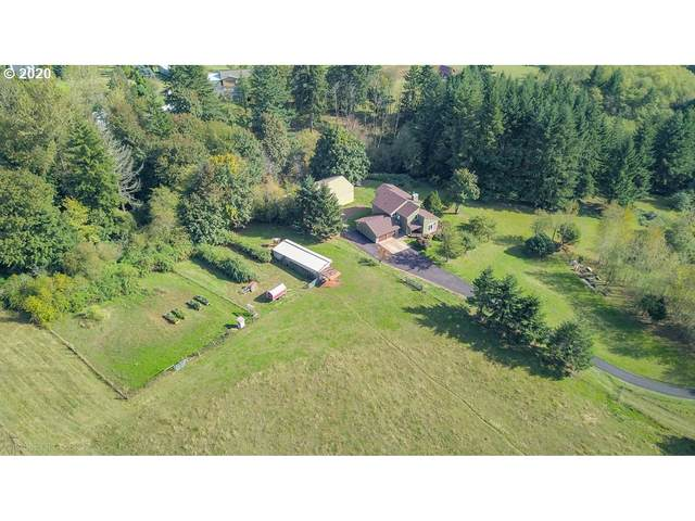 21473 SE Borges Rd, Damascus, OR 97089 (MLS #20143927) :: Townsend Jarvis Group Real Estate