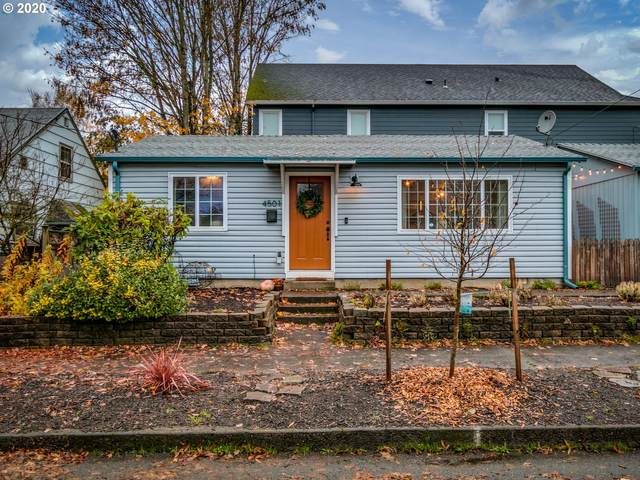 4501 SE 36TH Ave, Portland, OR 97202 (MLS #20144111) :: Cano Real Estate
