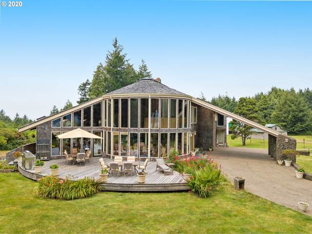 606 NW Legion Rd, Seal Rock, OR 97376 (MLS #20144311) :: Fox Real Estate Group