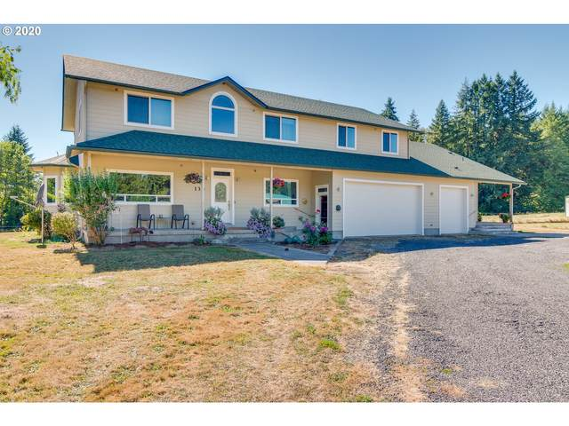 130 Dunivan Rd, Vader, WA 98593 (MLS #20145241) :: Beach Loop Realty