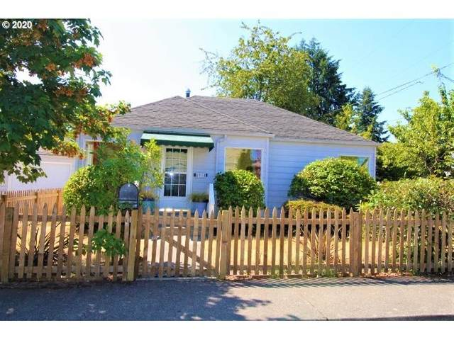 8910 SE Cora St, Portland, OR 97266 (MLS #20145414) :: Next Home Realty Connection