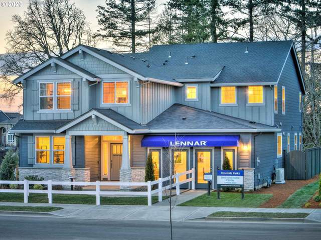 6121 SE Genrosa St, Hillsboro, OR 97123 (MLS #20145537) :: Next Home Realty Connection