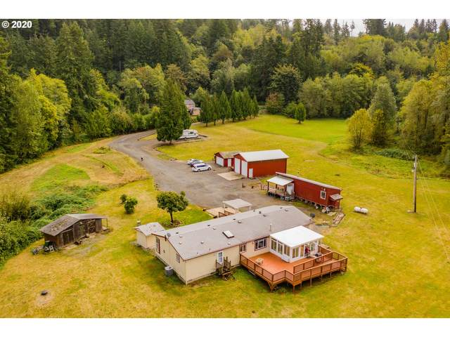 3010 NE Cedar Creek Rd, Woodland, WA 98674 (MLS #20145810) :: Change Realty