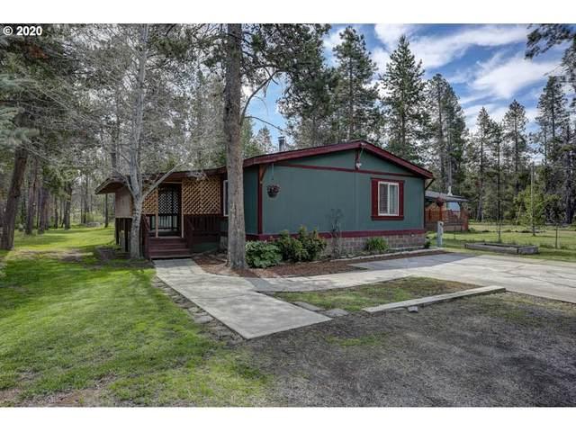 55826 Swan Rd, Bend, OR 97707 (MLS #20146289) :: Townsend Jarvis Group Real Estate
