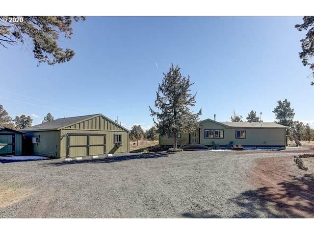 25239 Cultus Ln, Bend, OR 97701 (MLS #20146345) :: McKillion Real Estate Group