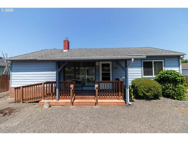 2689 Highlands Dr, Reedsport, OR 97467 (MLS #20146384) :: Fox Real Estate Group