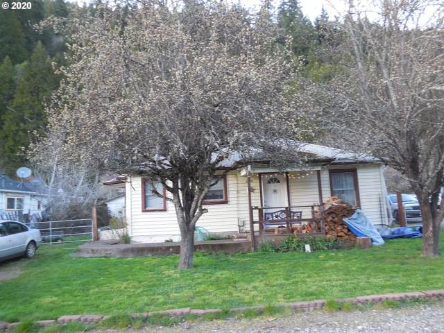 46791 Sunset Ave, Westfir, OR 97492 (MLS #20146406) :: Song Real Estate