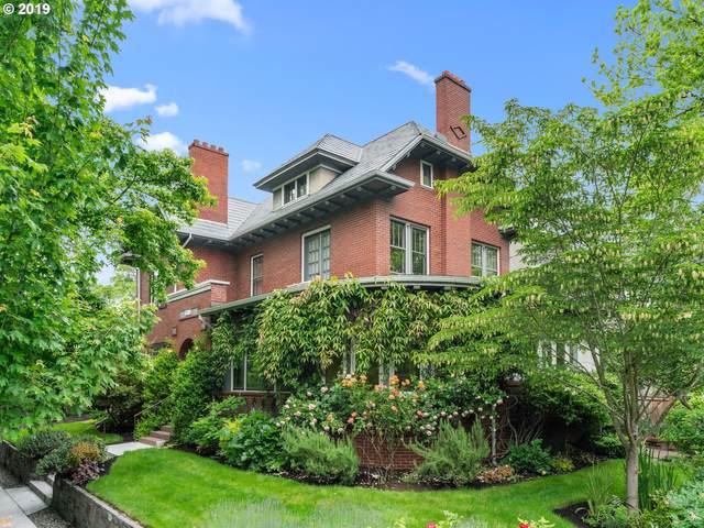 610 NE Cesar E Chavez Blvd, Portland, OR 97232 (MLS #20146588) :: Next Home Realty Connection