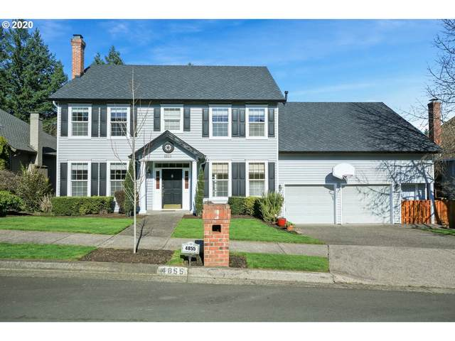4855 SW Wichita St, Tualatin, OR 97062 (MLS #20147152) :: Matin Real Estate Group