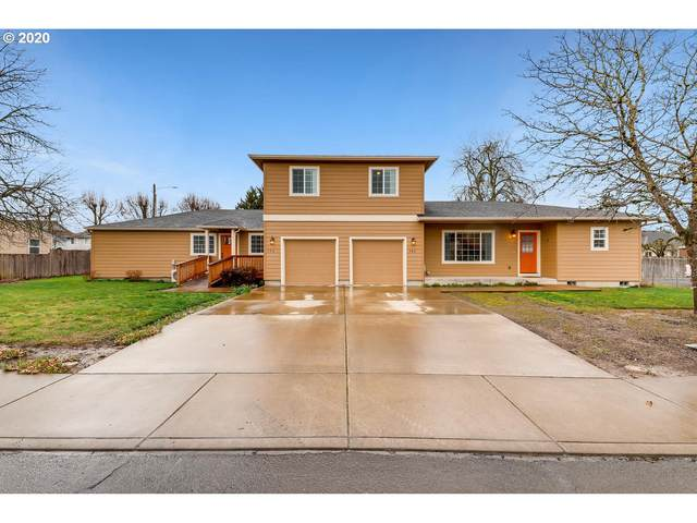 772 Madrona St E, Monmouth, OR 97361 (MLS #20147215) :: Coho Realty