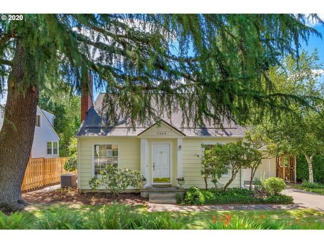 4960 SW 31ST Dr, Portland, OR 97239 (MLS #20147402) :: Stellar Realty Northwest