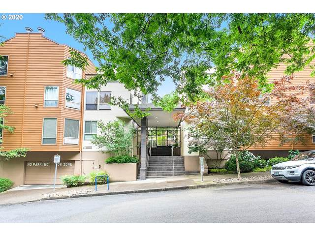1535 SW Clay St #112, Portland, OR 97201 (MLS #20147922) :: Beach Loop Realty