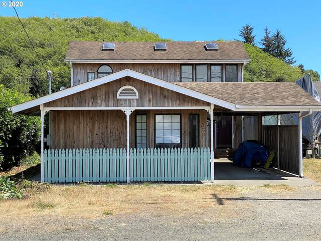 730 Broadway Ave, Winchester Bay, OR 97467 (MLS #20147942) :: Beach Loop Realty