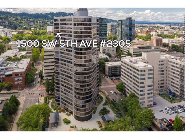 1500 SW 5TH Ave #2305, Portland, OR 97201 (MLS #20148349) :: Change Realty