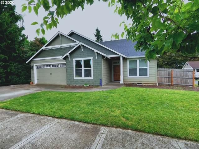 1405 NE 48TH Cir, Vancouver, WA 98663 (MLS #20148688) :: Fox Real Estate Group