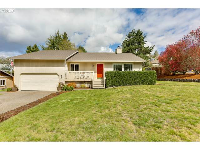 6225 SW Roundtree Ct, Portland, OR 97219 (MLS #20148734) :: Premiere Property Group LLC