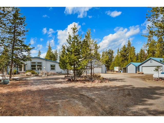 144450 Birchwood Dr, La Pine, OR 97739 (MLS #20149419) :: Stellar Realty Northwest