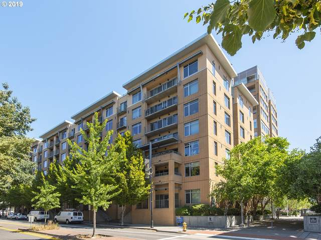 701 Columbia St #602, Vancouver, WA 98660 (MLS #20149770) :: Piece of PDX Team