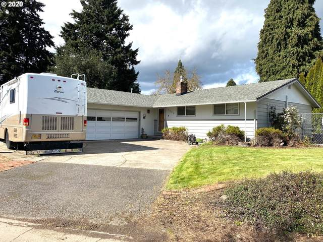 1256 Island St, Springfield, OR 97477 (MLS #20150668) :: Premiere Property Group LLC