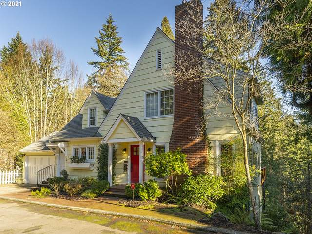 1856 SW Edgewood Rd, Portland, OR 97201 (MLS #20150765) :: Townsend Jarvis Group Real Estate