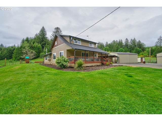 16705 SW Gopher Valley Rd, Sheridan, OR 97378 (MLS #20150807) :: Next Home Realty Connection