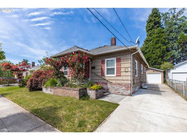 641 NE 70TH Ave, Portland, OR 97213 (MLS #20150831) :: Next Home Realty Connection