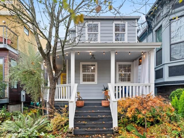 316 SE 27TH Ave, Portland, OR 97214 (MLS #20150842) :: Premiere Property Group LLC