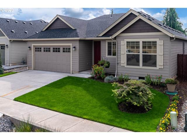 9607 NE 104TH Way, Vancouver, WA 98662 (MLS #20151141) :: Next Home Realty Connection